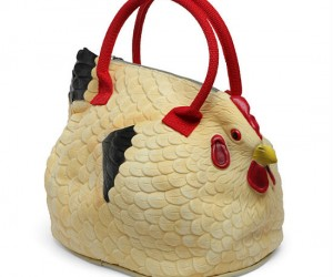 The Original Chicken Bag – Buy your chick this purse and you're guaranteed to get laid.