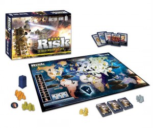Doctor Who Risk – Who's Dalek army will invade earth first?