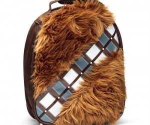 Star Wars Chewbacca Lunch Bag – What does a Wookie take with him for lunch anyways?