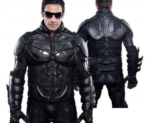 The Dark Knight Rises Leather Jacket Replica – You are the night.
