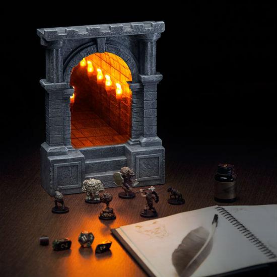 endless dungeon corridor
