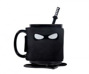 Ninja Mug – HURRY!  Buy the Ninja Mug now before it DISAPPEARS!