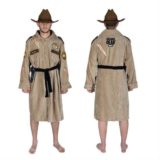 rick grimes bathrobe 2