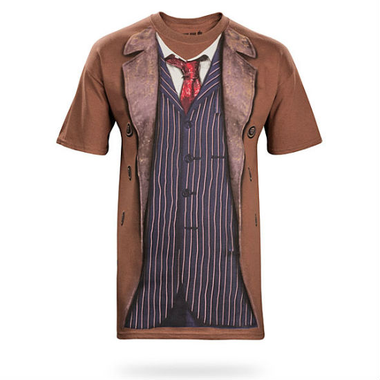 the 10th doctor tee