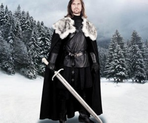 Game of Thrones Jon Snow Night's Watch Cape – You know nothing about capes Jon Snow