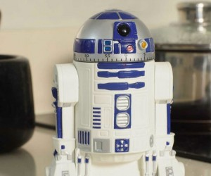 Star Wars R2D2 Kitchen Timer – Nothing keeps time like a droid!  beep boop bop beep