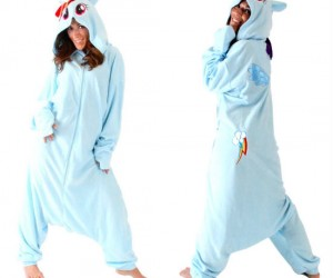 My Little Pony Rainbow Dash Onesie – Have you ever dreamed of being a flying pony?