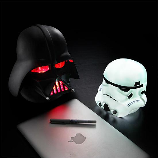 Star Wars Helmet Lamps Shut Up And Take My Money