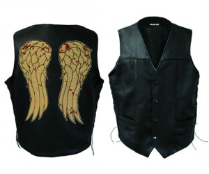 The Walking Dead Daryl Dixon's Winged Leather Vest – You can try to look as badass as Daryl Dixon, you can try!