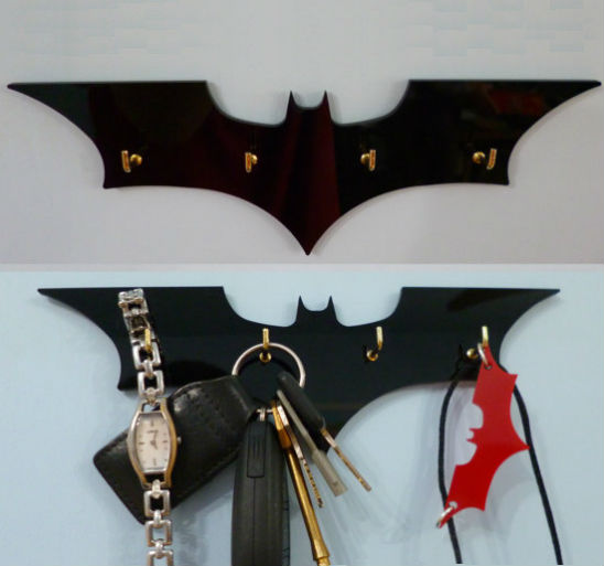 batman key rack