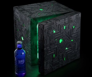 Star Trek Borg Cube Fridge – A way better use for a borg cube
