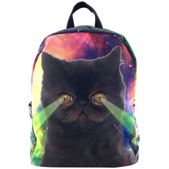 darkstar galaxy cat backpack