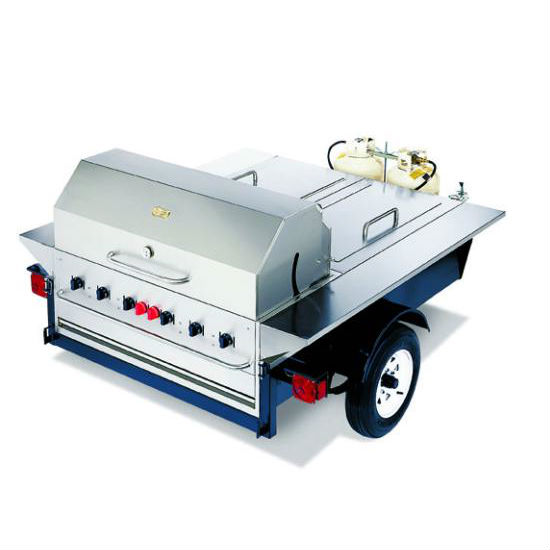 tailgate barbecue grill