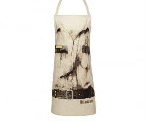 The Walking Dead Apron – Perfect for spaghetti Tuesdays!