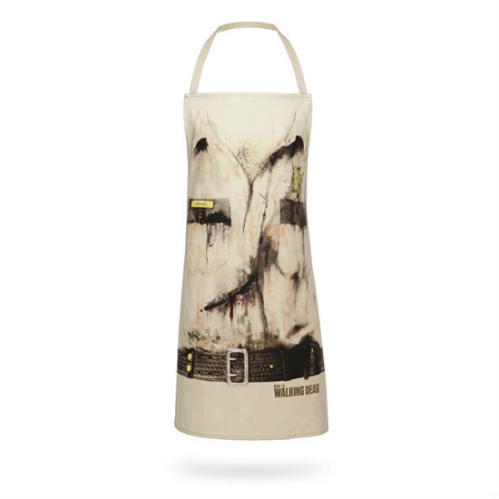 walking dead apron