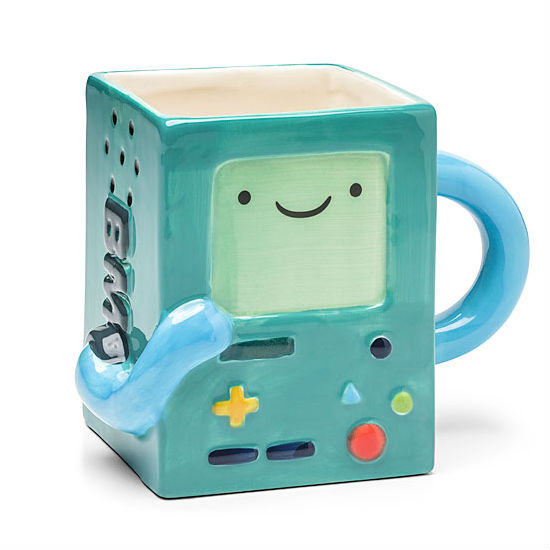 3d bmo mug