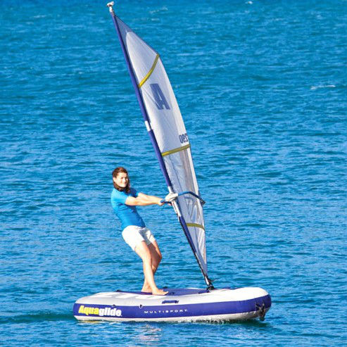 inflatable sailboat shut up and take my money