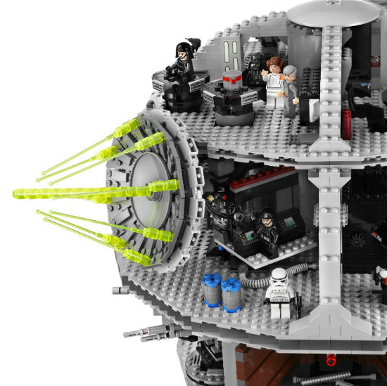 Lego Death Star Shut Up And Take My Money
