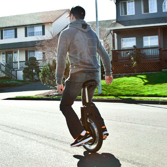 self balancing unicycle