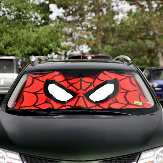 spiderman sunshade
