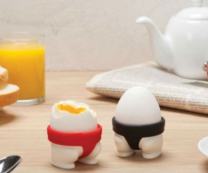 Sumo egg cups – An eggcellent way to start the day!