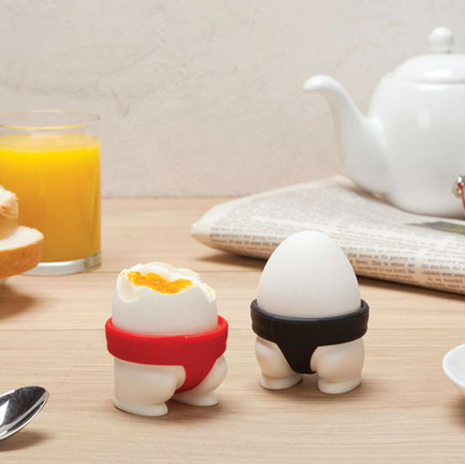 sumo egg cups