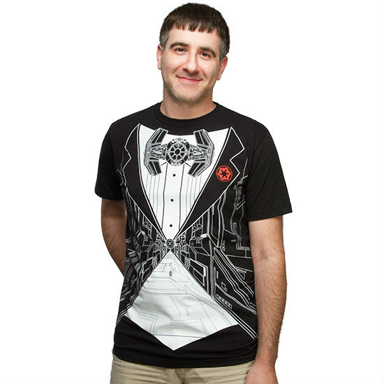 imperial tux tee