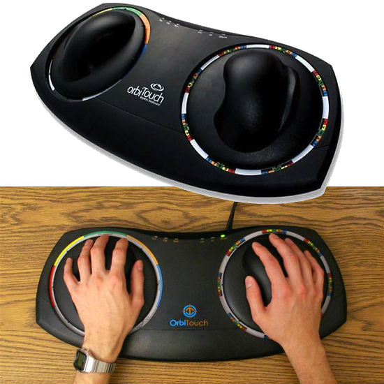 keyless keyboard and mouse