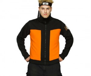 Naruto Track Jacket – Look like you just walked out of Naruto: Shippuden