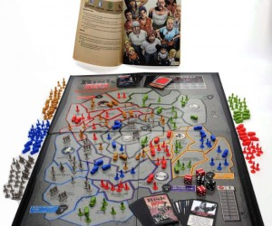 Risk The Walking Dead Edition – RISK The Walking Dead Survival Edition Board Game is based on a futuristic and apocalyptic story