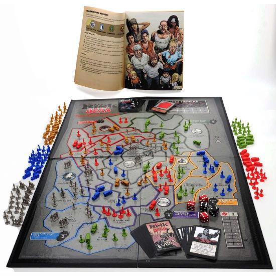 The walking dead edition risk board game - Zombie side gioco da tavolo ...