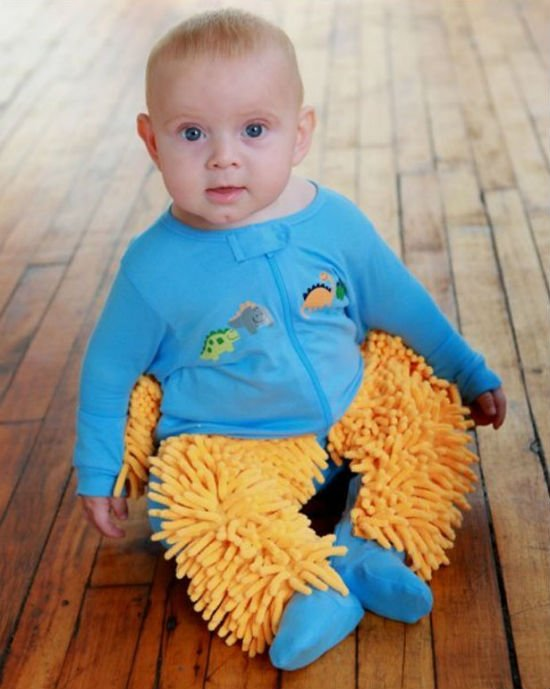 The Baby Mop Shut Up And Take My Money