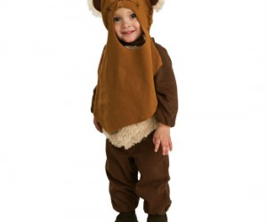 Star Wars Children's Ewok Costume – Your kid will look cuter than an ewok!