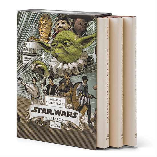William Shakespeare's Star Wars Trilogy The Royal Imperial Boxed Set