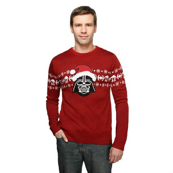 santa vader christmas sweater