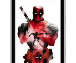 Deadpool Poster – Wade Winston Wilson: The world's best anti-hero!