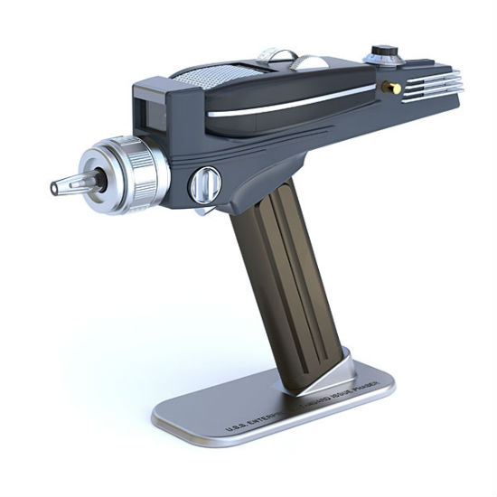 star trek phaser remote