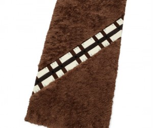 Unfortunately for Chewbacca, wookie fur is some of the warmest and softest fur in the whole galaxy!