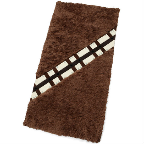 star wars chewbacca rug