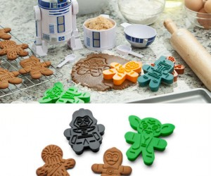 Star Wars Cookie Cutter Set – In a kitchen far far away…