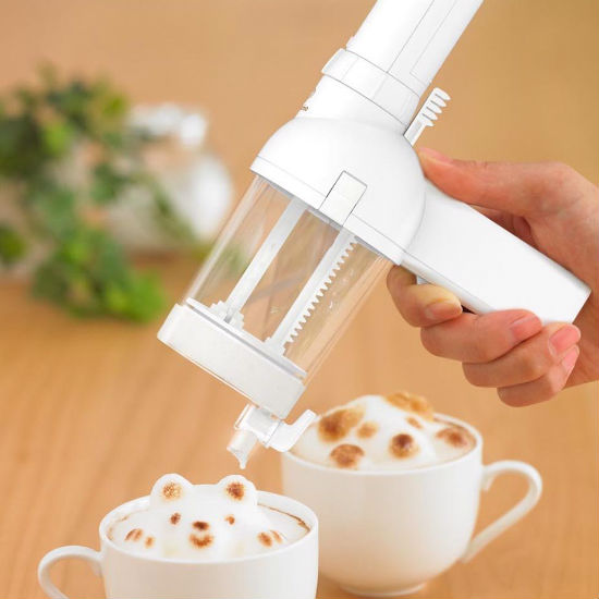 3d latte art maker
