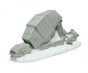 Star Wars – Turn your front yard into a mini ice planet Hoth with your very own AT-AT lawn ornament!