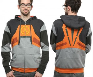 Half Life Gordon Freeman Hoodie – Have a very safe day!