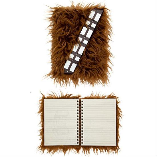 star wars chewbacca journal