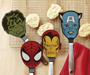 Now you'll be ready to avenge any meal that comes your way!