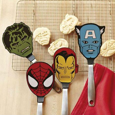 avengers spatulas