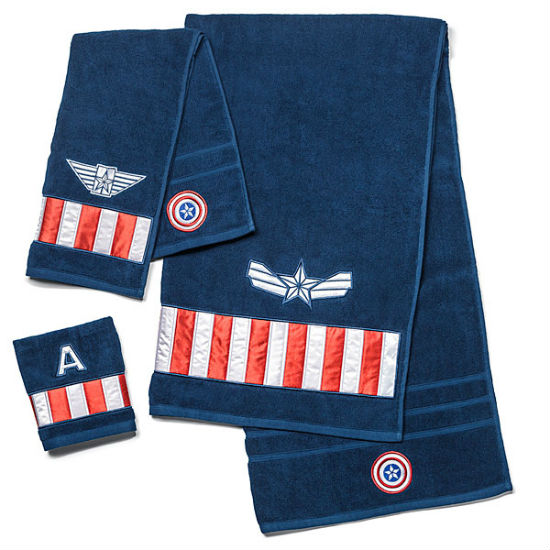 captain-america-towel