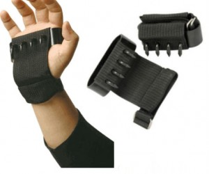 Great for climbing or a really wicked self defense weapon!