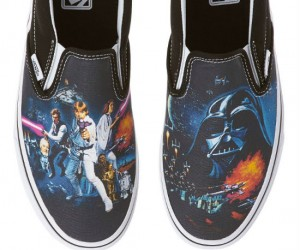 Be the coolest kid in school with a new pair of Star Wars kicks!