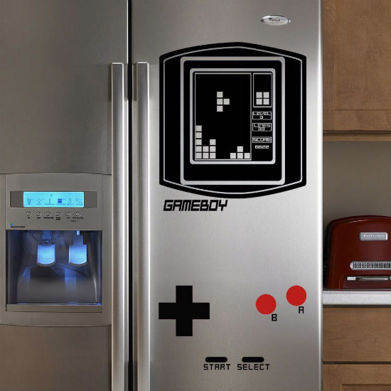 Tetris Gameboy Fridge Decal Shut Up And Take My Money